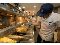 Chef/Frier at Top 3 fish & chip shop in the UK!