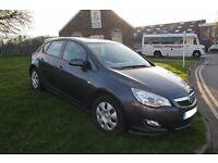 Vauxhall Astra 2012. 1.6 Petrol.