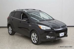2015 Ford Escape Titanium - NAV, AWD, LEATHER, PANORAMIC SUNROOF