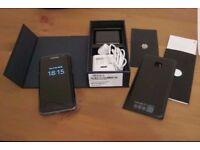 brand new - samsung galaxy s7 edge black smartphone