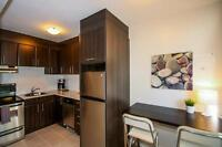 Short-term furnished suites! Walk to subway-Renovated-1BR