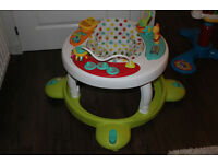 Baby Entertainment centre as new