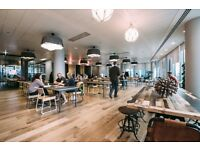 ATTRACTIVE OFFICE SPACE IN BEAUTIFUL CONVERTED WAREHOUSE FOR RENT AT 22 UPPER GROUND SOUTH BANK