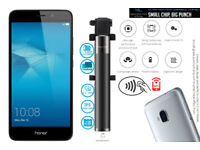 Huawei Honor 5C Smartphone 5.2 inch FHD, Metal, Octa-Core, 2GB RAM, 16GB ROM, 13MP 8MP camera