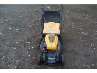 Petrol 16 inch lawnmower