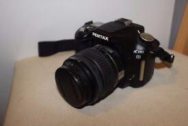 Pentax K110D camera body