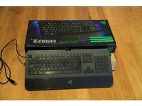 Razer DeathStalker Gaming Keyboard Green Backlight Expert Gaming