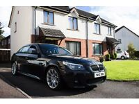 2004 BMW 530d M Sport Kit - FULL LEATHER, RECONDITIONED TURBO