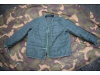 Quilted GREEK ARMY ISSUE Cold Weather Field Jacket Liner (Large Plus)