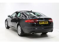 Jaguar XF D V6 LUXURY (grey) 2013-01-18