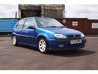 Rare 2004 Citroen Saxo VTR with just 36k