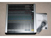 Soundcraft M12 Mixing Desk. BNIB.