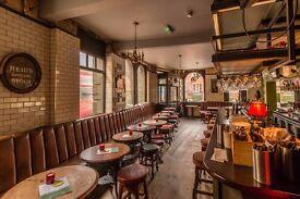 NEW - Junior Sous Chef £26K - Mall Tavern, Notting Hill.