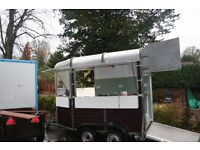 DO YOU WANT TO RUN YOUR OWN STREET FOOD UNIT ? I have one all ready to go; all it needs is you !!!!