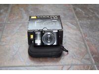Black Nikon Coolplix L26 - 16.1MP Digital Camera