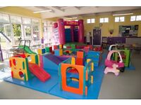 Rascals softplay needs staff to clean and pack away equipment on Friday nights