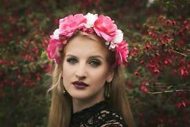 MAKEUP ARTIST - Available for parties, wedding, prom and more... :)