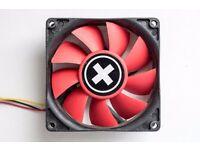 Xilence Red Wing 80mm Computer PC Case Fan
