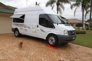 2008 Ford Kea Transit Gympie Gympie Area Preview