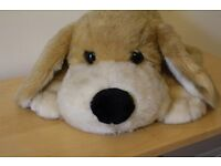 Big Dog Soft Toy-Mint Condition