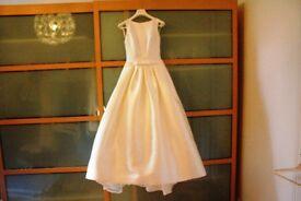 Pronovias Barcaza Wedding Dress 8-10