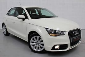 AUDI A1 SPORT 1600 TDI 5 DOOR** FULL SERVICE HISTORY** 12 MOT ** 100% HPI CLEAR NATIONWIDE WARRANTY