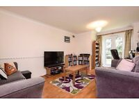 A two double bedroom ground floor flat to rent in Kingston. Chichester House.