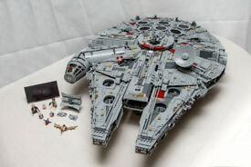 Lego UCS Millenium Falcon - Out Of STock item, available for immediate collection