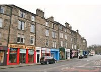 One bedroom flat available now in Abbeyhill, Edinburgh