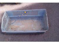 rabbit box / hutch - FREE
