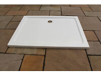 1200 mm x 900 mm shower tray - unused and as new