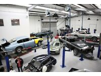 DIAGNOSTIC TECHNICIAN AND/OR CLASSIC CAR MECHANIC