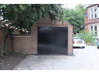 Secure Detached Garage NG2 near City Centre
