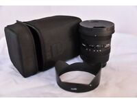 Sigma EX 10-20mm f/3.5 HSM DC Lens - CANON FIT - WIDE ANGLE