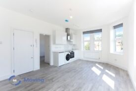 Outstanding brand new 1 bedroom flat in Streatham. WATER RATES INCLUDED. Furnished or unfurnished.