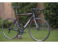Giant Propel Advanced Medium 2014 Carbon Road Bike Excellent Conditon