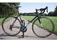Genesis Volare 56cm road bike
