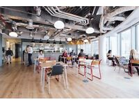 DESK SPACE IN WONDERFUL CREATIVE COMPANY FOR RENT IN SPITALFIELDS LONDON