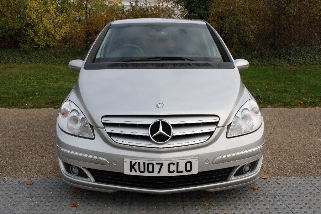 2007 Mercedes-Benz B Class 2.0 B200 TURBO AMG Sport CVT, AUTOMATIC, PANO ROOF WARRANTY, PX WELCOME