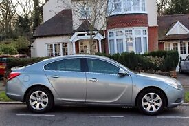PCO CAR HIRE RENT £120 PER WEEK * UBER READY * 2013 VAUXHALL INSIGNIA DIESEL TAXI MINICAB RENTAL