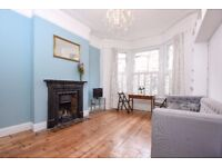 A lovely ground floor flat with two double bedrooms and private garden to the rear.Tremadoc Road.SW4