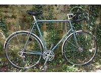 LIGHTWEIGHT racing bike, Reynolds 531 Dawes Galaxy (retro/classic/road like Raleigh/Trek/Peugeot)