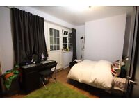 Large two bedroom apartment located within one minute of Borough tube