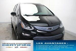 2017 Chevrolet BOLT EV Premier CUIR DÉM.À.DIST SIÈ.CHAUF CAM.REC