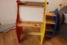 Art desk by Guidecraft