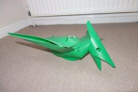 Next pterodactyl green dinosaur lampshade immaculate
