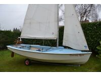 Wayferer Sailing Dinghy....Ready to Sail ! £645