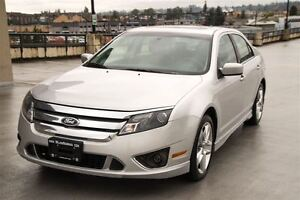 2010 Ford Fusion SPORT AWD ONLY $157 BI-WEEKLY! Coquitlam locati