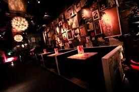 House of Smith, Florita's and Madame Koo's are Hiring Bar Staff