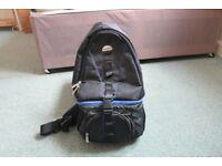 Grundig DSLR Camera Backpack Bag